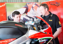 Brendan Clarke, Steve Mudford