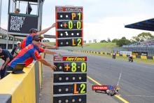 FX-ASC-2015-Rnd1-KM-Team-Honda-Pitboard