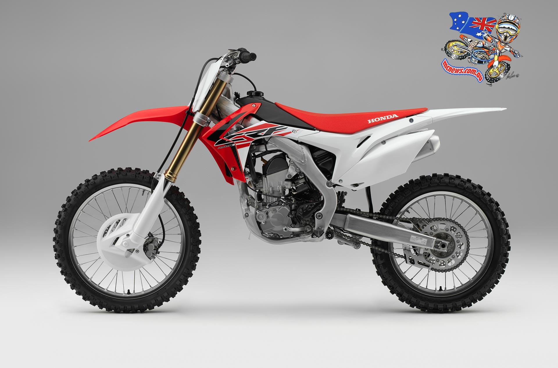 2018 Crf250r Price >> 2015 Honda CRF250R
