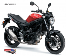 Suzuki-SV650-AL7-Red-RHF