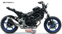 Suzuki-SV650-AL7-Stripped