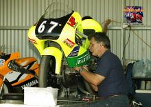 Bryan Staring 2004 125 GP John Staring