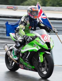 Bryan Staring 2012 Brno