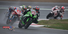 Bryan Staring 2012 Magny Cours