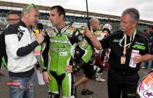 Bryan Staring 2012 Silverstone