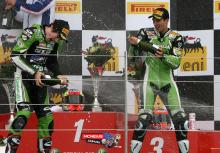 Bryan Staring Silverstone 2012