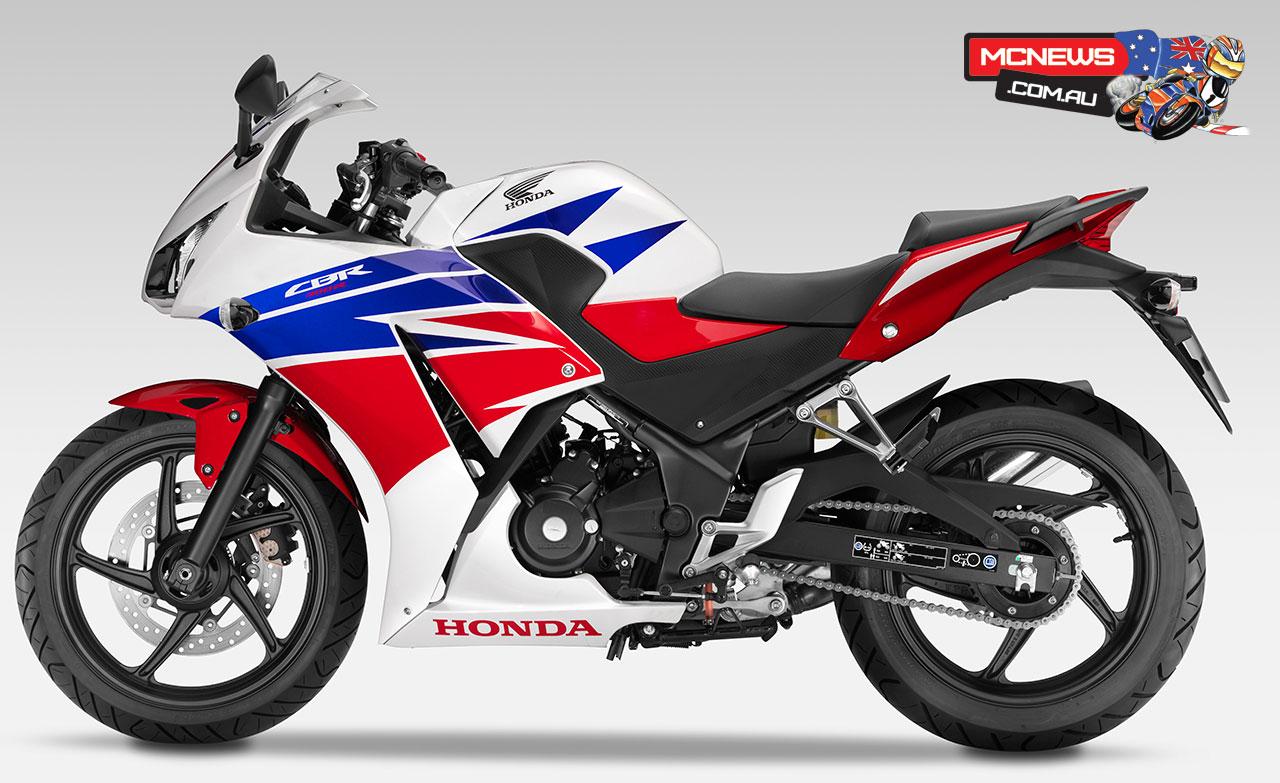Honda Cbr300r Cbr250r Gets Upsized Mcnews Com Au