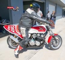 Honda CB1100R,Darren Lark