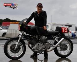Yamaha,XV1000,Craig Hunter