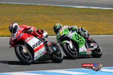 2014 MotoGP Round Four Jerez Andrea Dovizioso