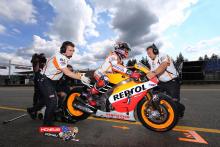 Marc Marquez MotoGP Brno 2014