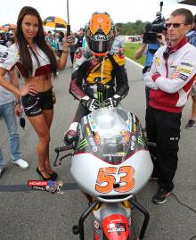 Tito Rabat MotoGP Brno 2014