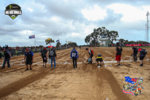 MX Nationals 2014 Found Five Wanneroo Gate