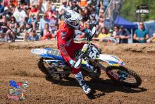 Luke Arbon MX Nationals 2014 Gladstone