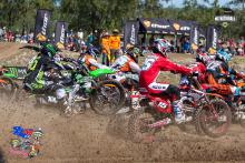 MX2 MX Nationals 2014 Gladstone