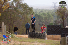 MX Nationals 2014 Round Five Luke Clout
