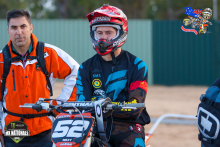 MX Nationals 2014 Round Five Riley Graham