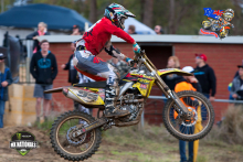 MX Nationals 2014 Round Five Wanneroo Booth Elliot