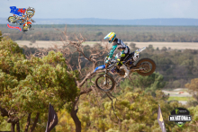 MX Nationals 2014 Round Five Wanneroo Luke Clout
