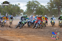 MX Nationals 2014 Round Five Wanneroo MX1