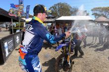 MX-Nationals-2015-MX2-Luke-Clout-Spray