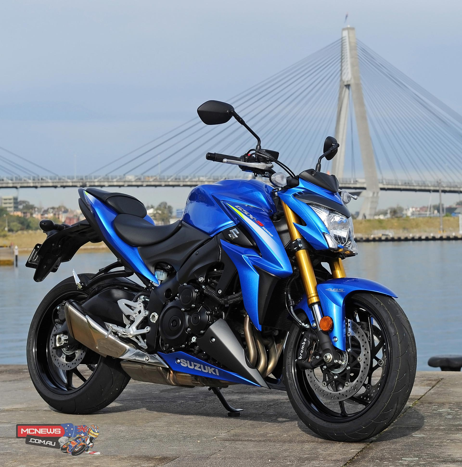 Suzuki Gsx Rblue