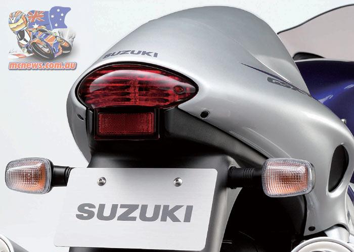 2022 New Suzuki Hayabusa