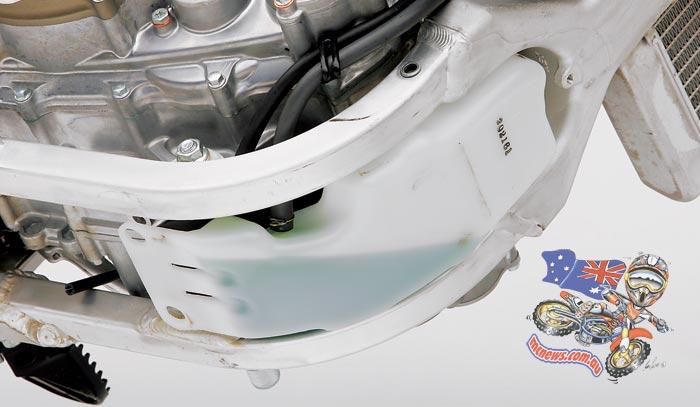 Honda CRF450X 2005