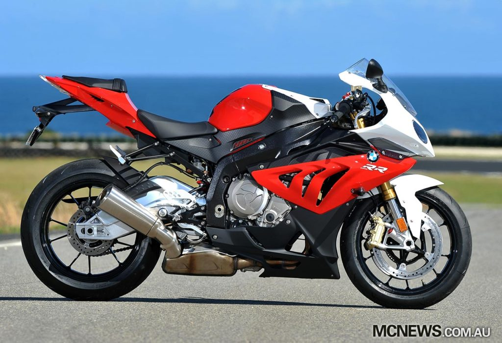 New BMW S 1000 RR to be unveiled in a matter of weeks (Current model pictured)