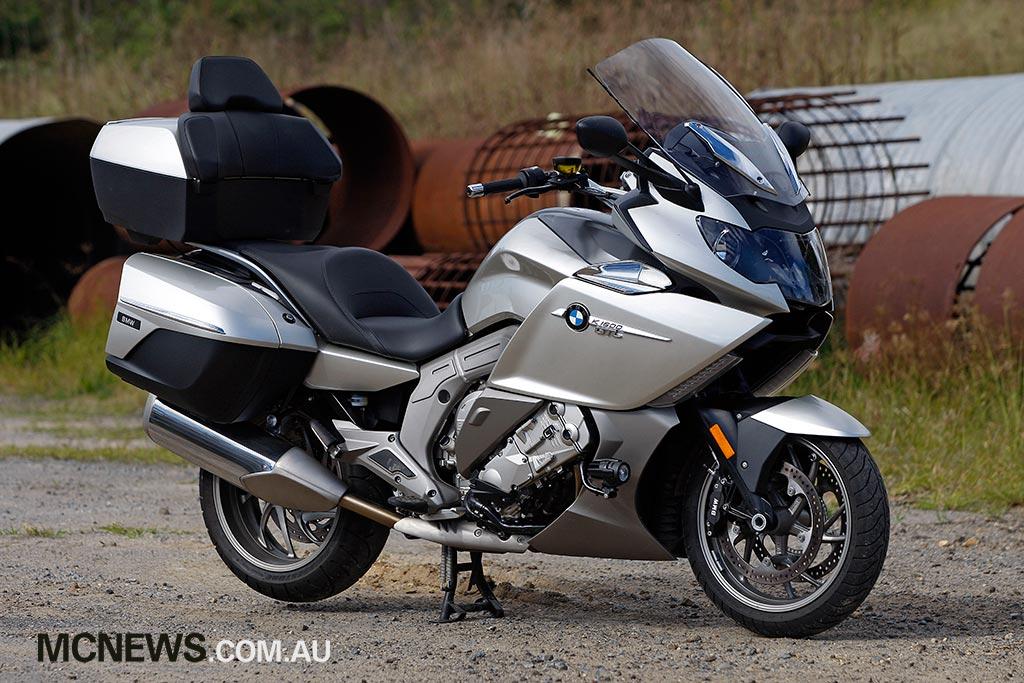 BMW K 1600 GT L | Full luxury version pictured