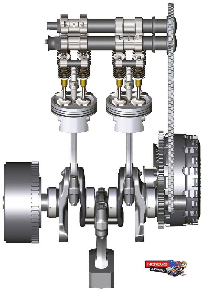 F 800 Engine 3