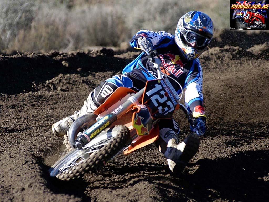 Brett Metcalfe 2003