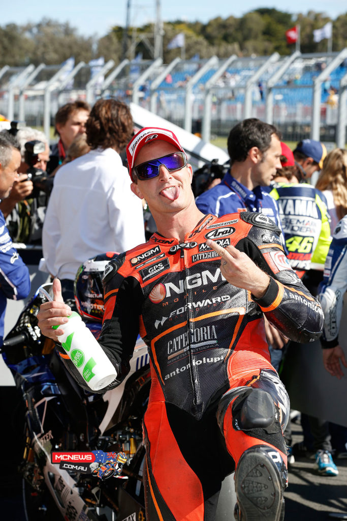 Colin Edwards in 2013