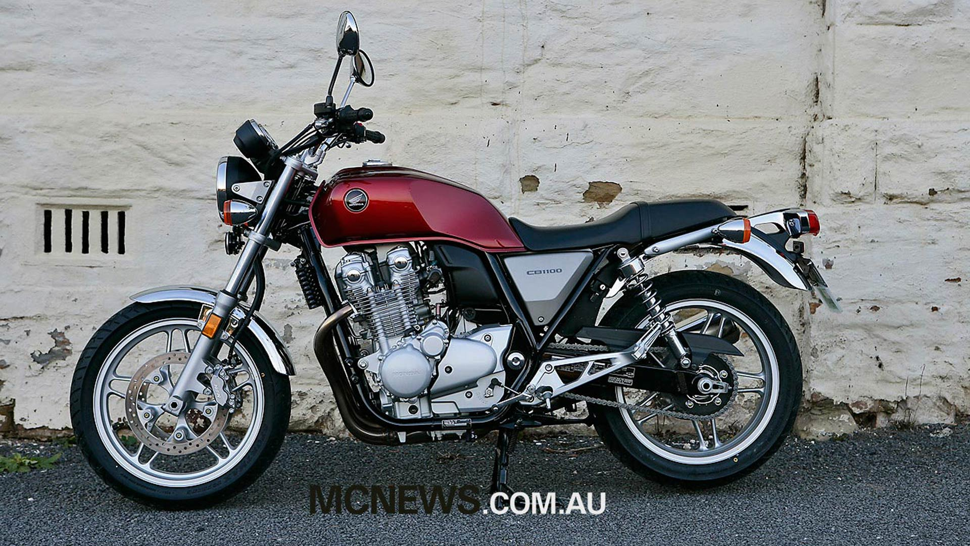 2010 Honda Cb1100 Review Motorcycle News Sport And Reviews