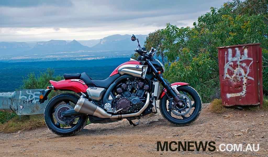 Yamaha VMAX | MCNews com au