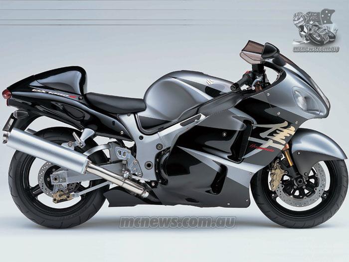 Honda CBR1100XX vs. Kawasaki Ninja ZX-12R vs. Suzuki