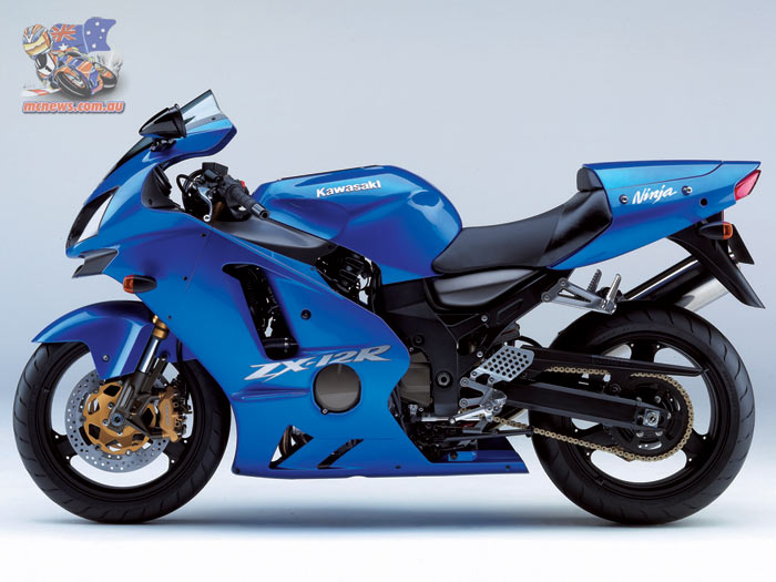 2002 ZX-12R   Sport bikes, Honda, Motorcycle