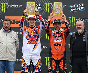 World MX 2013 Champions