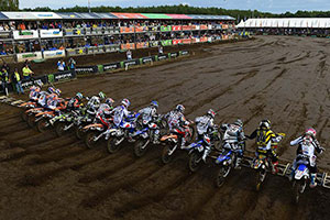 World MX 2013 - Rnd 17 - MX2 Start