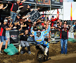 Simpson wins the last Grand Prix of the 2013 season