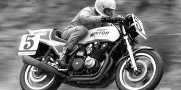 Former Australian Supersport Champion Shannon Johnson will take a magical trip back in time at the Easter Penrite Oil Bonanza when he rides the actual Honda CB1100R taken to victory by his late father Andrew Johnson in the 1980 Castrol Six Hour Race.