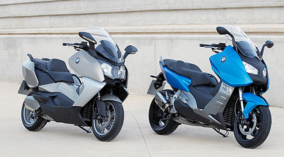 LAMS approved maxi scooters, the C 600 Sport and C 650 GT are also on offer for $12,990* and $15,990* ride away respectively.