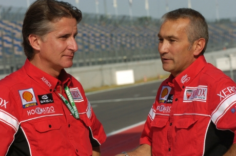 Davide Tardozzi will report directly to Paolo Ciabatti, Ducati Corse Sporting Director and MotoGP Programme Director, and will begin his new role in the Ducati Team starting with the first MotoGP test at the Sepang circuit in Malaysia from February 4th to 6th.