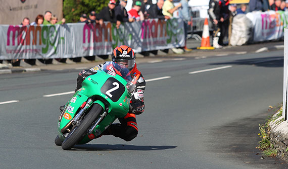 Ryan Farquhar returns to join John McGuinness and Gary Johnson in strong Team Winfield line up for 2014 Classic TT