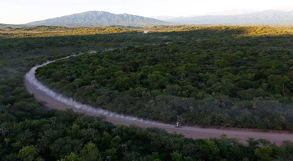 Dakar 2014 Action