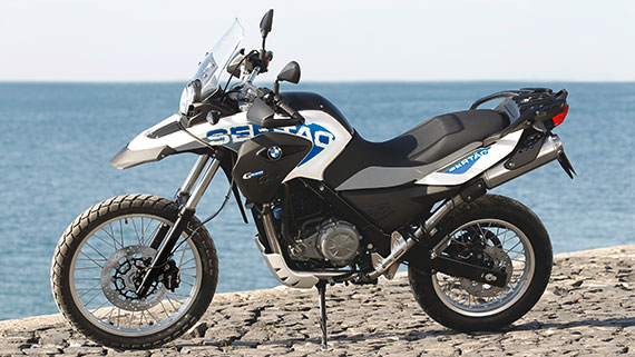LAMS approved G 650 GS at $9,990*