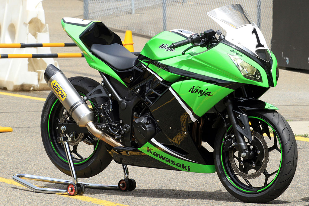 FX300 Ninja Cup Race Bike