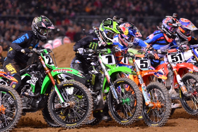 A good start was key to Villopoto's Main Event