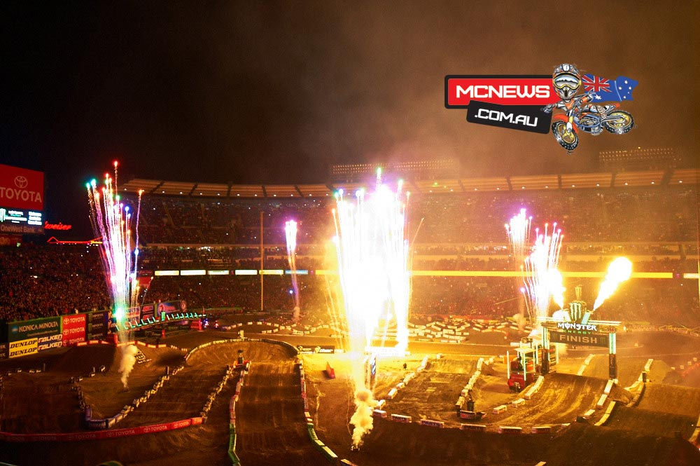 The fireworks are set to go off at Anaheim once again