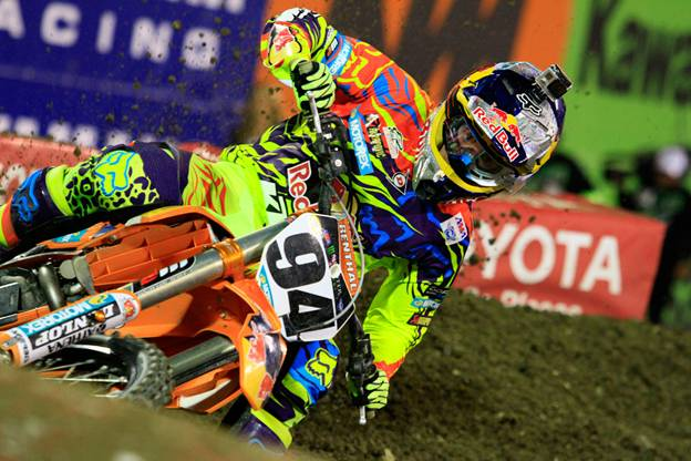 Roczen Wins the Season Opener Photo Credit: Chris Weedon